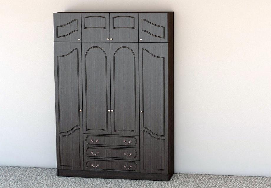Выбор распашного шкафа в прихожую: фото дизайнов и рекомендации
