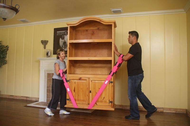 Как передвигать мебель в квартире