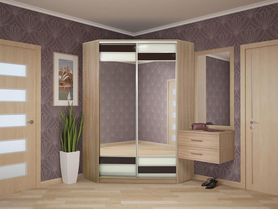 Идеи дизайна и наполнения шкафов-купе в прихожей: современные и классические
