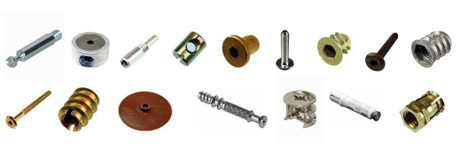 Какие бывают крепления для полок в шкафу из ДСП: способы невидимого крепежа