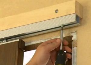 Делаем шкаф-купе из гипсокартона в домашних условиях