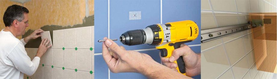 8 надёжных способов повесить кухонные шкафы на стену из гипсокартона