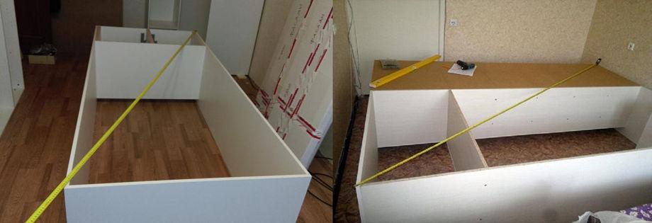 Как в домашних условиях сделать книжный шкаф своими руками?
