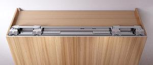 Правила выбора и варианты фурнитуры для шкафов купе: назначение, характеристики