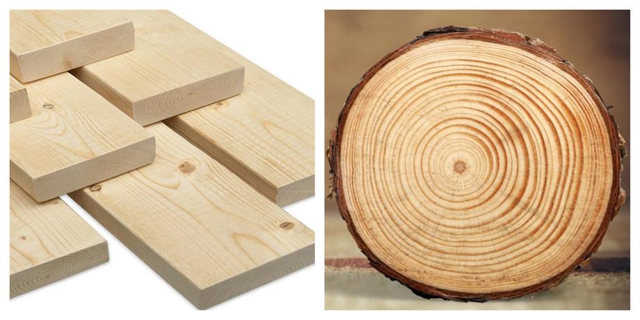 Как выбрать шкаф из натурального дерева: массив дуба, сосны, березы и ясеня