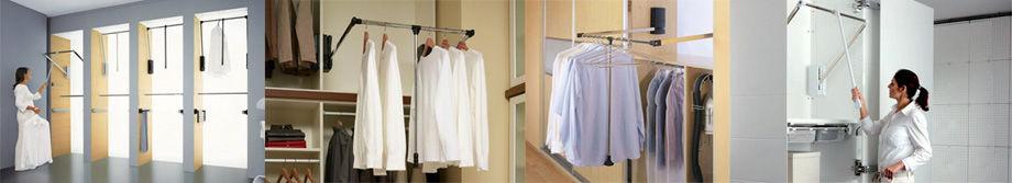 Что такое пантограф для шкафа-купе: как его выбрать и установить?