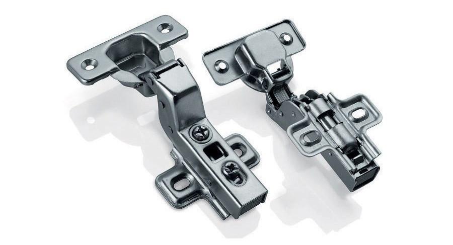 Мебельные петли для дверей шкафа: как выбрать модель с доводчиком под 45, 60 и 90 градусов