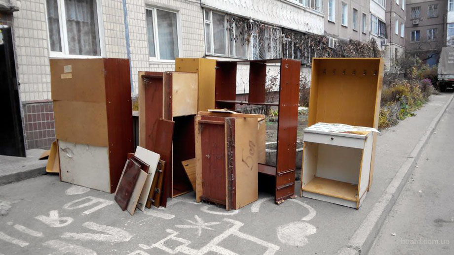 Как быстро разобрать и правильно собрать шкаф в другом месте?