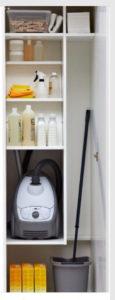Хранение насадок для пылесоса