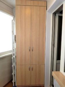 Двери классические распашные