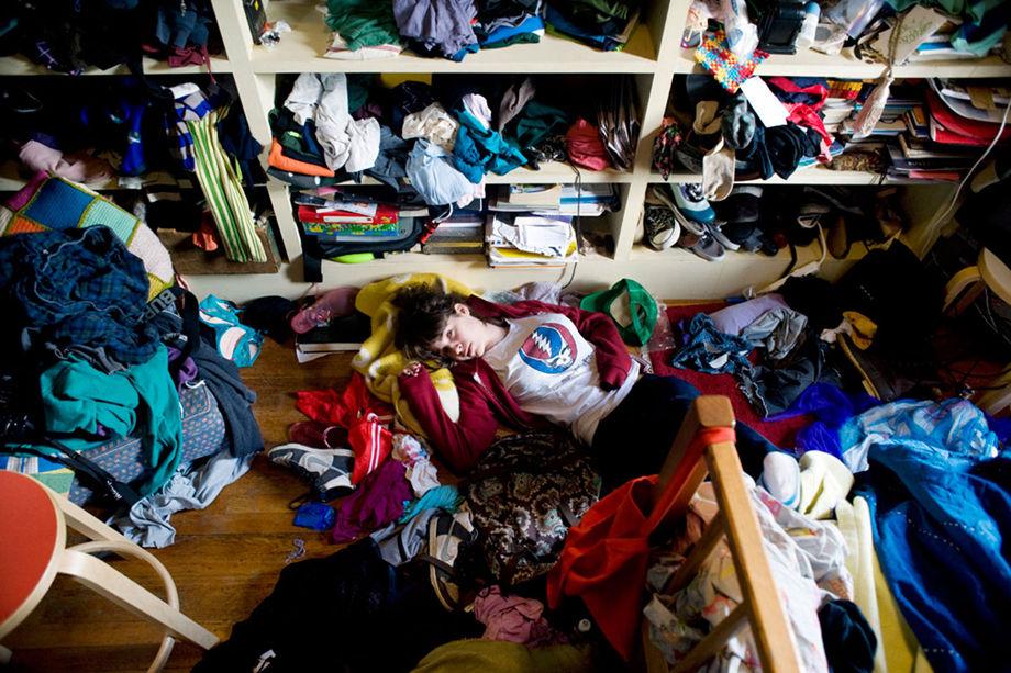 Хаос в шкафу