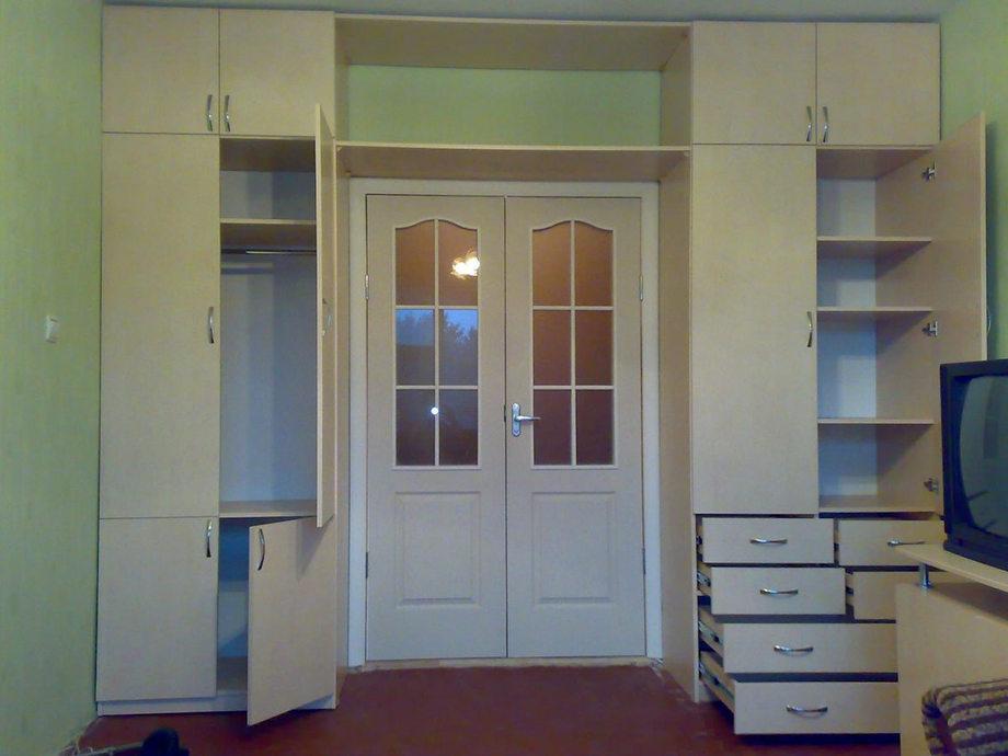 шкаф вокруг дверного проема фото искусств, мной заинтересовались