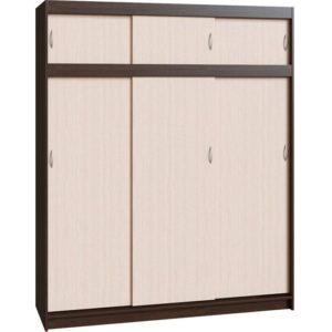 Как выбрать шкаф купе с антресолью и зеркалом в коридор и спальню?