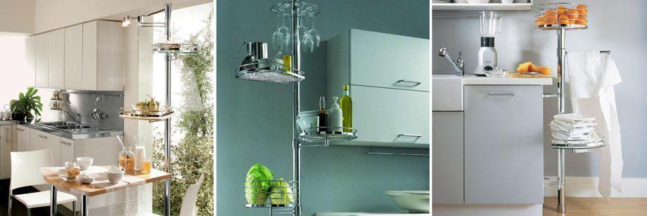 Кухонная фурнитура для гарнитура: разновидности и фирмы