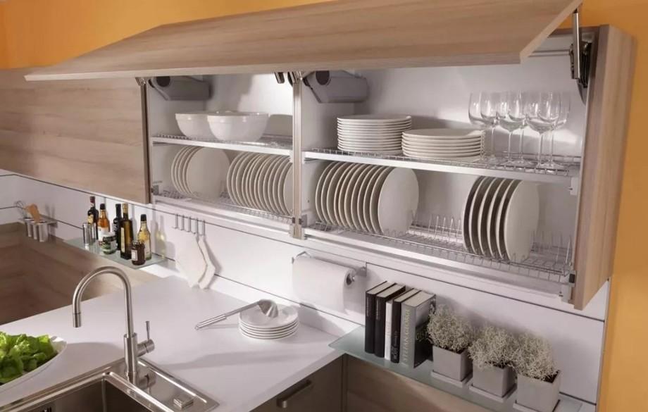 Кухонная сушка посуды